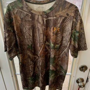 Men's Under Armour Realtree Medium Shirt